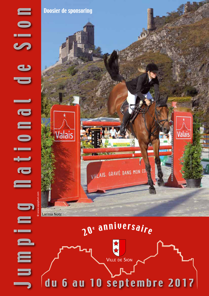 Jumping national de Sion édition 2017